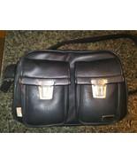 Vintage Marsand Black Camera Bag W/Shoulder Strap - Made in USA - $39.59