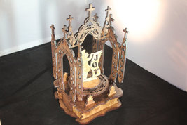 Music Box Cathedral- Personalized   Free Shipping - $125.00