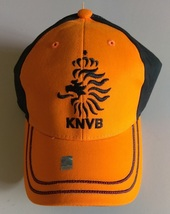 Officially License Netherlands Holland Soccer Hat Cap One Size New - £15.43 GBP