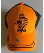 Officially License Netherlands Holland Soccer Hat Cap One Size New - £14.50 GBP