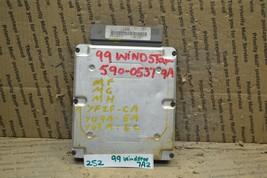 1999 Ford Windstar Engine Control Unit ECU XL2F12A650ME Module 252-7A2 - $9.49