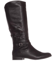 Style & Co. Keppur Size 5 M (B) EU 35.5 Closed Toe Over Knee Riding Boots Black