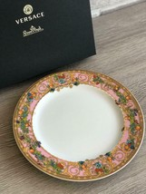 Versace by Rosenthal Plate 22 cm / 8.6 in LE JARDIN DE VERSACE NEW - $74.25
