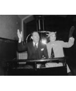 US Senator Claude Pepper of Florida and wife ride Capitol subway Photo P... - $8.81+