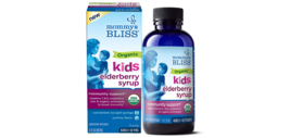 Elderberry syrup organic vitamin C D3 Zinc Kids 1-12 years immune suppor... - $11.82