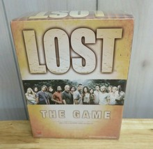 LOST The GAME Board Game 2006 Touchstone TV Series Cardinal Factory Sealed NEW - £14.39 GBP