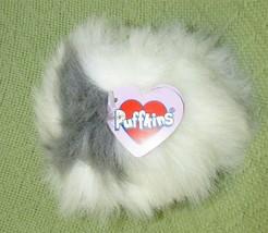 VINTAGE PUFFKINS SWIBCO SHAGGS THE SHEEP DOG PUPPY STUFFED ANIMAL ORIGIN... - $9.90