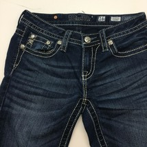 Miss Me Women's Detailed Back Pockets Skinny Jeans JK5572S Color: Blue S... - $49.49