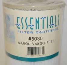 Essentials 5035 Filter Cartridge Marquis 60 Square Feet image 4