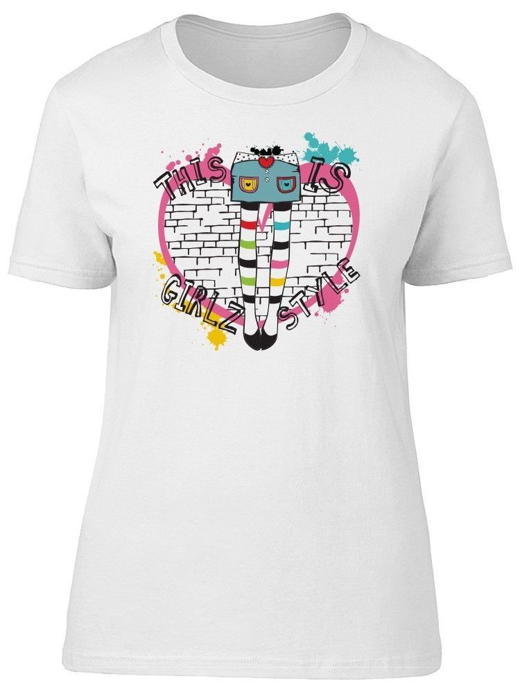 Primary image for This Is Girlz Style Fashion Girl Women's Tee -Image by Shutterstock