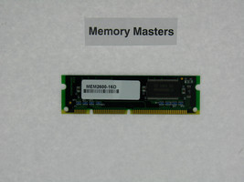MEM2600-16D 16MB Approved DRAM Upgrade for Cisco 2600 Series Routers