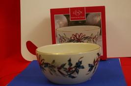 Lenox Winter Greeting Bowl (12.7cm). NEW!! - $29.99