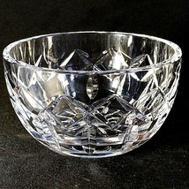 1 (One) Waterford Kerry Cut Lead Crystal Open Sugar Made In Ireland-Signed - $22.55