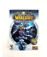 World of Warcraft: Wrath of the Lich King Expansion Set Windows Vista, X... - $13.06