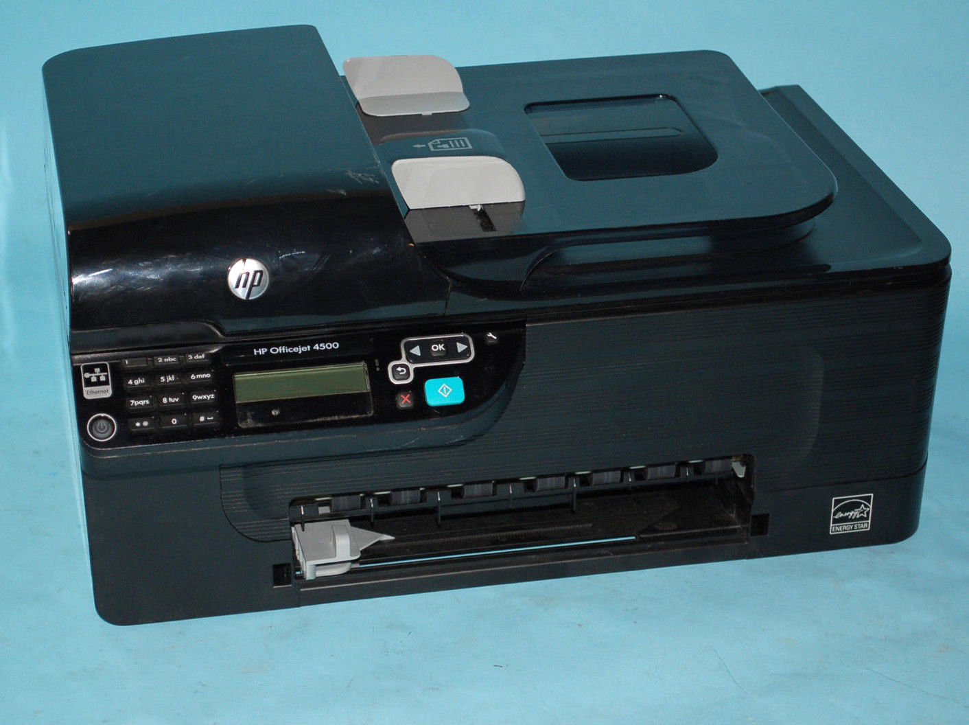 HP Officejet 4500 Network All-in-One Printer G510g NO TRAY