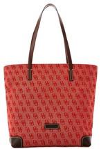 DOONEY & BOURKE ANNIVERSARY EVERYDAY RED TOTE BAG - $147.51