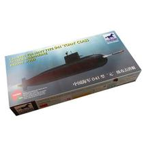 BRONCO 1:200 Chinese Navy Yuan attack submarine plastic model - $30.46