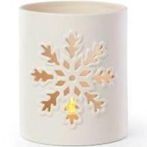 Lenox Medium Snowflake Votive Holder - $70.00