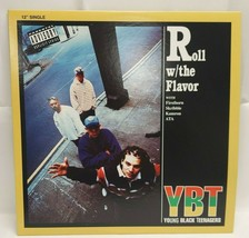 """YBT YOUNG BLACK TEENAGERS Roll W/The Flavor Vinyl LP 12"""" Record MCA-12-5... - $1.97"""