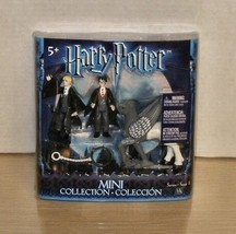 2003 Harry Potter mini-Buckbeak, Harry, Malfoy MISP - $37.62