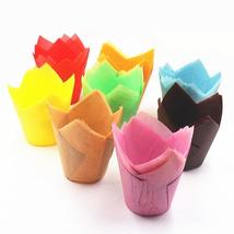 50Pcs/Set Paper Cupcake Liner /Baking Muffin  Mold - $7.98
