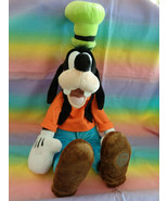 "Disney Store Authentic Genuine Original Goofy Plush Doll 20"" with Tags - $19.75"
