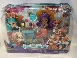 Mattel Enchantimals Garden Magic Doll Set *DISTRESSED PKG - $16.65