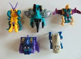 Lot of 5 Macau - Hasbro / Takara Transformers Gobots 1984 - $45.94