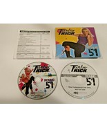 Turbo Kick Round 51 DVD CD Beachbody Powder Blue Chalene Johnson - $24.74