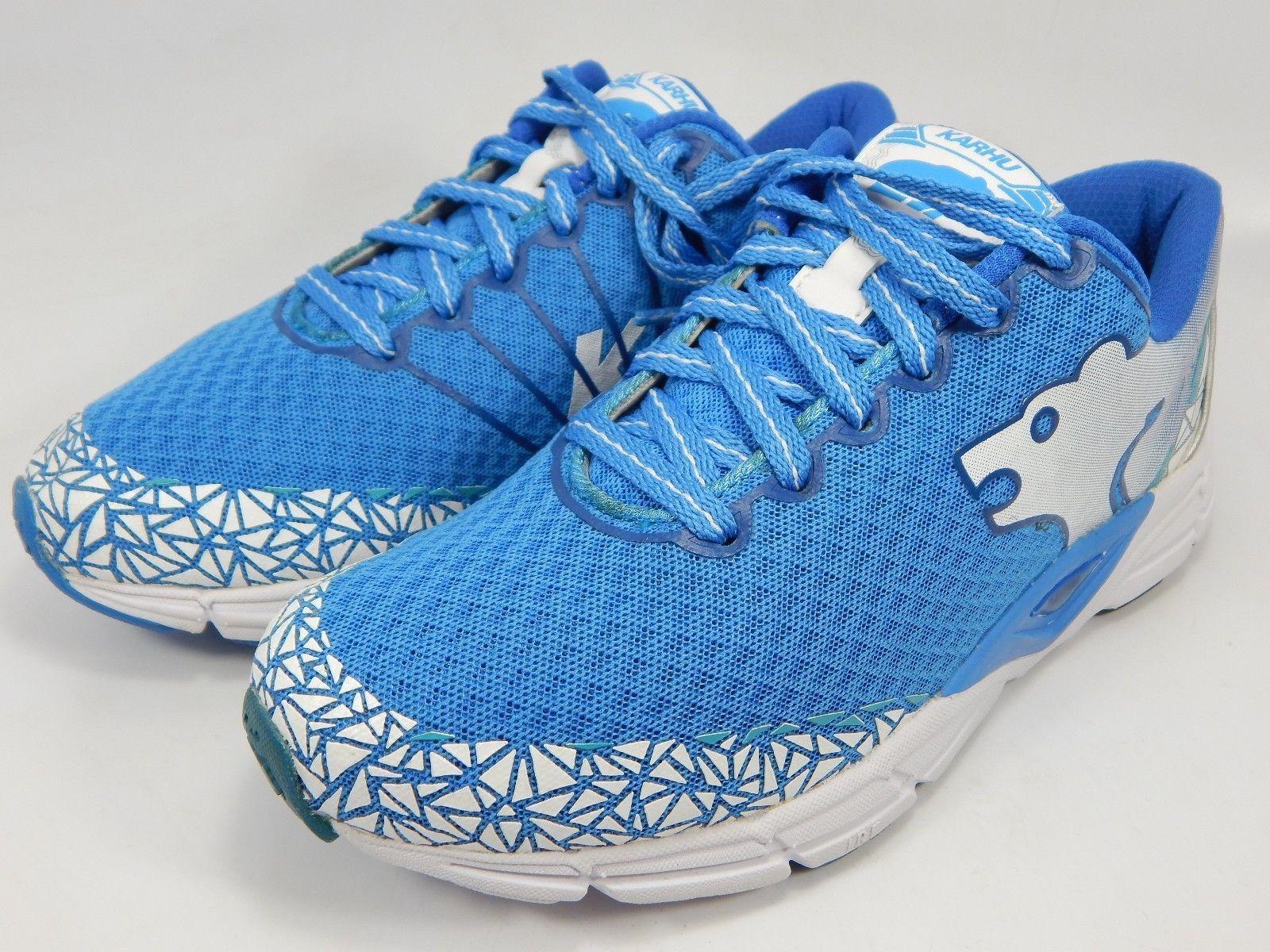Karhu 2016 Flow 6 IRE Fulcrum Women's Running Shoes Size US 7 M (B) EU 38 Blue