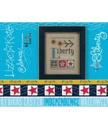 Liberty Celebrate With Charm F167 Flip-It chart... - $5.95