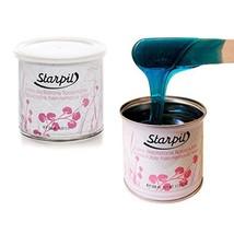 Starpil Wax - Soft Strip Wax Liposoluble 16.9 oz/ 500 ml Blue