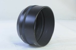 Contax Metal Hood 4 with 72/86 Adapter Ring From JAPAN - $91.08
