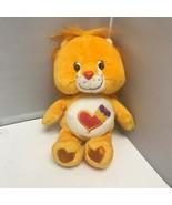 Care Bear Cousins Brave Heart Lion Orange Plush Stuffed Animal 7″ - $24.99