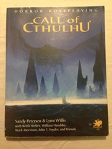 Call of Cthulhu: Horror Roleplaying in the Worlds of H. P. Lovecraft Cha... - $39.99