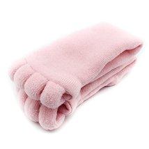 Bcurb Comfy Toes Foot Alignment Socks Toe Spacer Relaxing Comfort Pink 1 Pair - $8.95