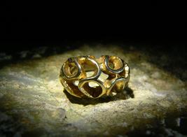 POWERFUL APHRODITE GENEROUS GODDESS FATE LOVE POWER Antique Ring izida h... - $353.00