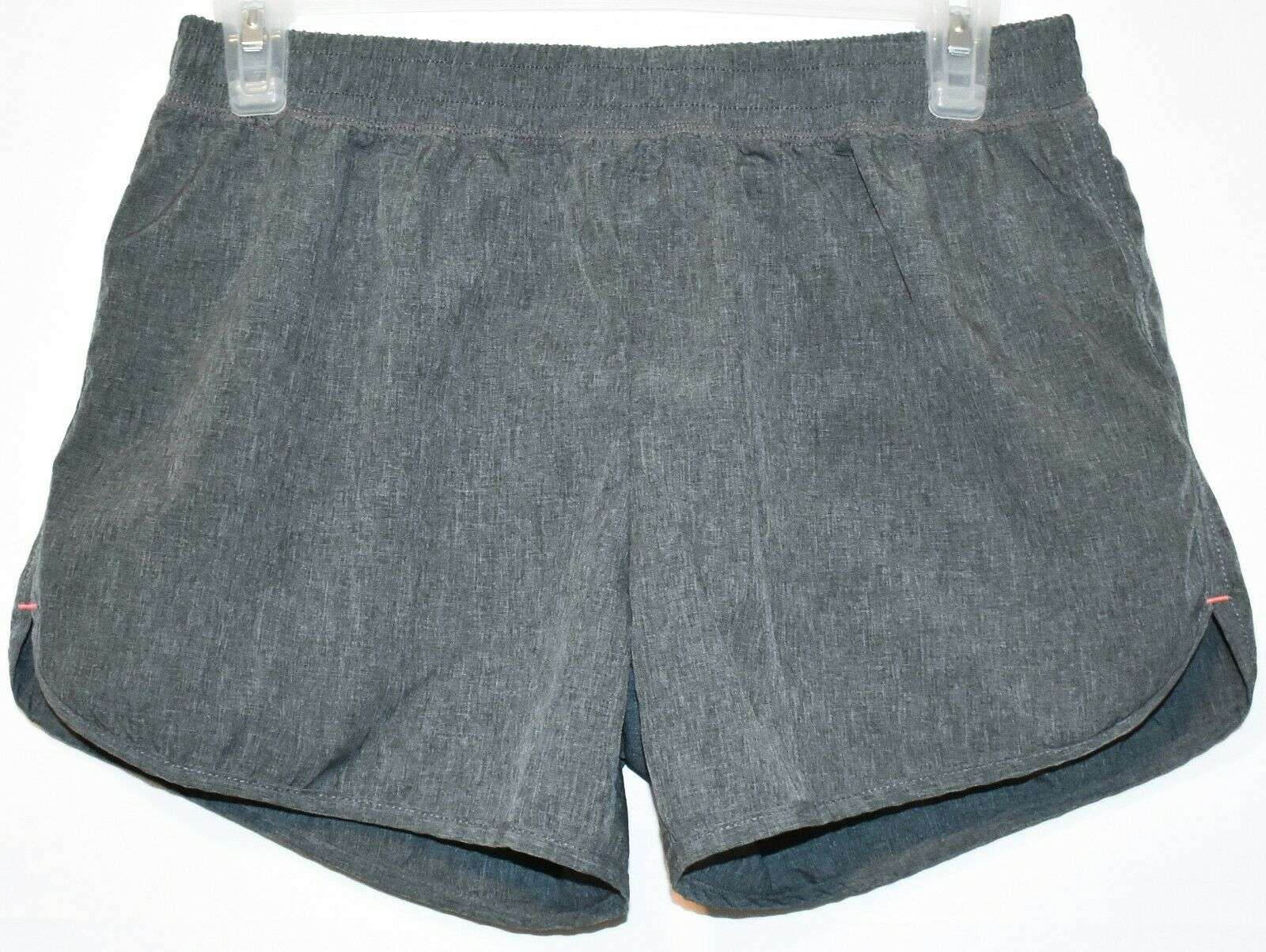 Champion Women's C9 Gray Athletic Gym Workout Running Shorts Size 27