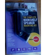 The Complete Bookshelf Speaker Mounting Kit - BRAND NEW IN PACKAGE - HAN... - $9.89