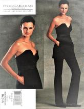 Vogue Pattern 1076 Donna Karan Collection - $10.00