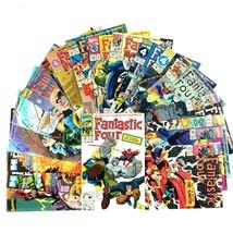 Fantastic Four 19 Comic Book Lot Marvel Wolverine Hulk Ghost Rider Spide... - $49.45