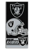 Oakland Raiders Towel NFL Football Pool Beach Souvenir FULLY LICENSED!!!... - $15.00