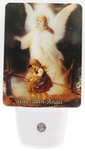 Devotional LED Night Light: Guardian Angel