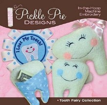 Tooth Fairy Collection- Design CD Pickle Pie Designs - $19.80