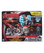 Hasbro Marvel Avengers Age of Ultron Iron Man Lab Attack Playset Toy Gif... - $40.11