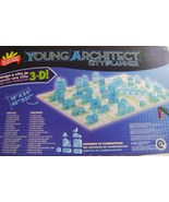 Scientific Explorer Young Architect City Planner Design A City In 3-D - $15.00