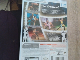Nintendo Wii dancing with the stars: We Dance! image 2
