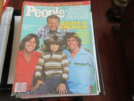 Eight Is Enough , People Magazine , 12/3/79 , Jefferson Starfish , Dotti... - $24.75