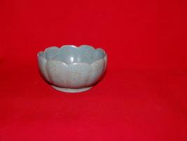 Antique Chinese Ru Ware Type Celadon Crackle Glaze Flower Form Bowl - $6,000.00