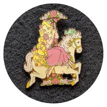 Tangled Disney Lapel Pin: Rapunzel Carousel Horse - $249.90